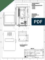 Caja de Terminales del Transformador de Corriente ABB IMB 145