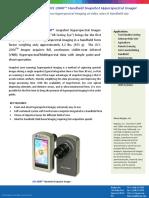 BaySpec-OCI-2000 Handheld Snapshot Hyperspectral Imager