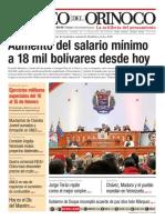 Edición-Impresa-Correo-del-Orinoco-N°-3.325-Martes-15-de-enero-de-2019