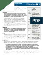 Steamboat Springs West Steamboat Neighborhoods Info Sheet