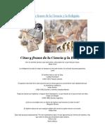 Citas y Frases de La Ciencia y La Religic3b3n
