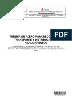 Nrf-001-Pemex 2013 - Tubería de Acero Para Recolección, Transporte y Distribución de Hidrocarburos (2)