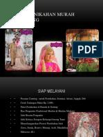 Paket Pernikahan Murah Di Bandung