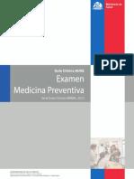 GPC Examen Medicina Preventiva