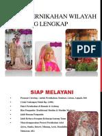 Paket Pernikahan Wilayah Bandung Lengkap