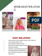 Paket Pernikahan Wilayah Bandung