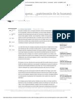 Cartagena, Patrimonio de La Humanidad - Guillermo Santos Calderón - Columnistas - Opinión - ELTIEMPO.com