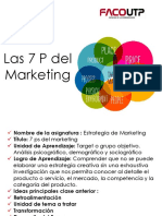 7ps Del Marketing