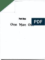 One Man Out.pdf