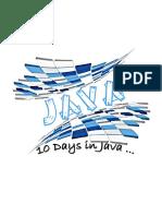 Java en 10 days
