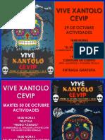 Xantolo Cevip 2018