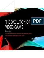 The Evolution of the Video Game
