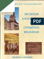 [djvu] Pr. Prof.Ene si Ecaterina Braniste - Dictionar enciclopedic de cunostinte religioase.PDF