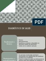 Diagnóstico en Salud