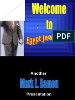 Egypt Jeopardy