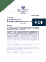 Tri-C General Services vs. Matuto