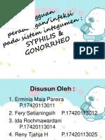 Ppt Kmb Sifilis Dan Gonore New