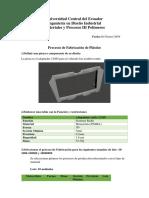 Procesos de Fabricacion de Plasticos