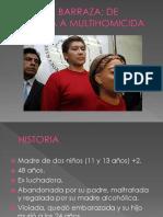 Juana Barraza Mataviejitas
