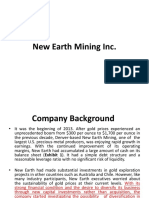 New Earth Mining Inc.
