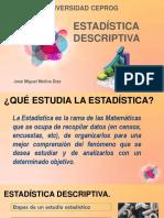 presentacion Estadistica Descriptiva