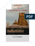 ESSENCE OF SOUNDARYA LAHARI -ADI SHANKARA.pdf
