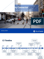 Center City Connector Powerpoint - 1-17-19