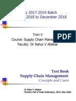 SCM Altekar Subject Guide 2018