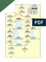 WSDOT Metro Volume Map 1/16/2019