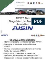 Caja Automatica Aisin Warner AW60T