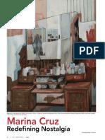 Marina Cruz Redefining Nostalgia