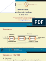 IoT Sensing and Actuation