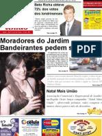 Jornal União - Edição de 15 à 30 de Outubro de 2010