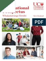 International Prospectus