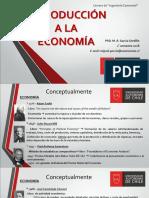 Hoy Introducción a La Economía Defensa de Los Alumnos - Primera Unidad