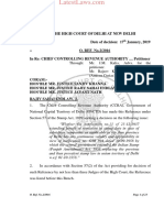 Chief Controlling Revenue Authority- 17-01-19