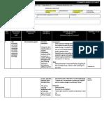 simplified planing week 6