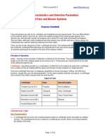 HVAC-Fan & Blowers Selection.pdf