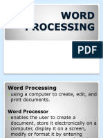 02 Word Processing