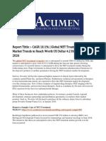 NET Treatment Market