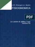 e Lezioni Di Jeffrey Yuen - La Fisiognomica