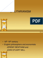 3. Utilitarianism