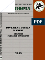 Pavement Design Manual Volume i Flexible Pavements
