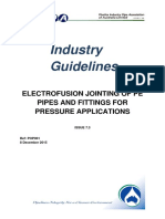 Industry Guideline Hdpe Fabrication