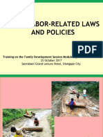 2. DOLE RA9231 and Other Laws on Child Labor
