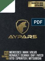Aypars Radiator Hose Catalogue