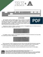 CRIA-Inventario Respuestas Afrontamiento Adultos-TEST