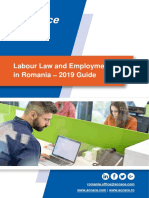 Labour Law and Employment in Romania – 2019 Guide