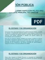 Gestión Pública 2018-i