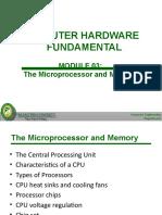CPH101L MODULE 03 Microprocessor and memory.pptx